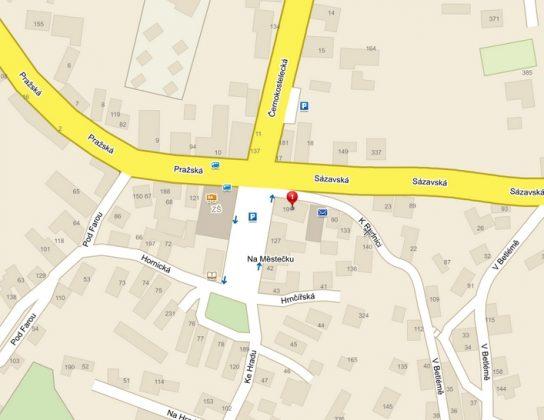 radnice-pronajem-mapa