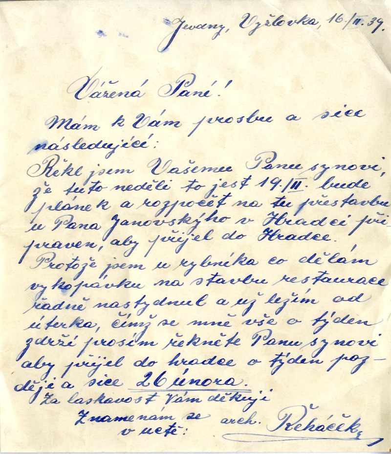 hradec-propast-dopis