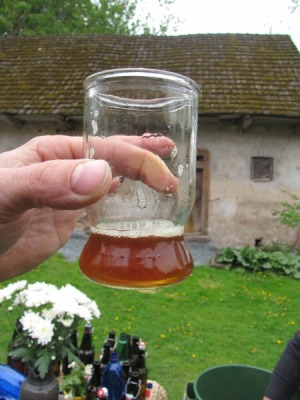 Mladé pivo