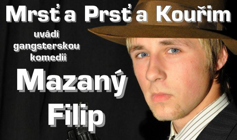 Představení divadelního spolku Mrsťa Prsťa na Vyžlovce
