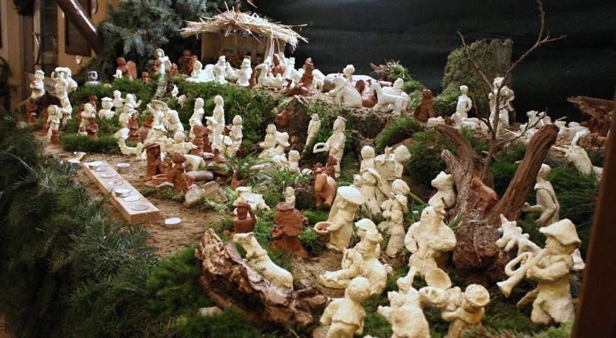Tradiční otevírání hradeckého betlému v sobotu 26.11.2016